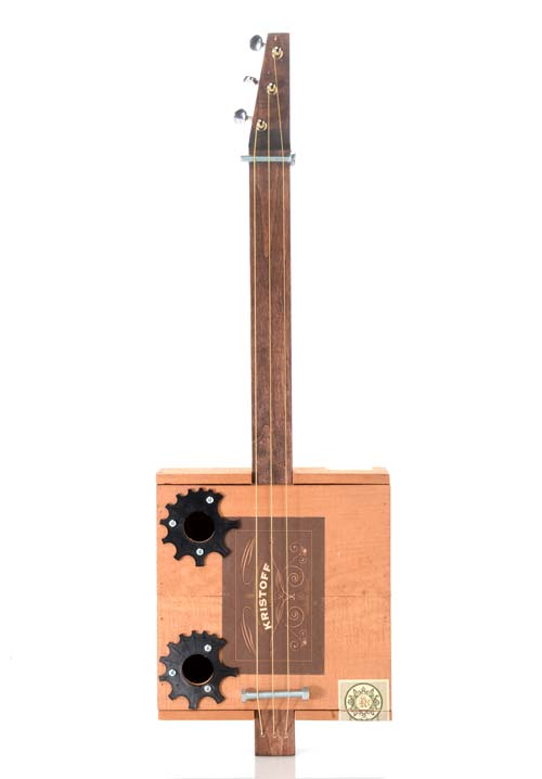Cigar Box Guitar #179