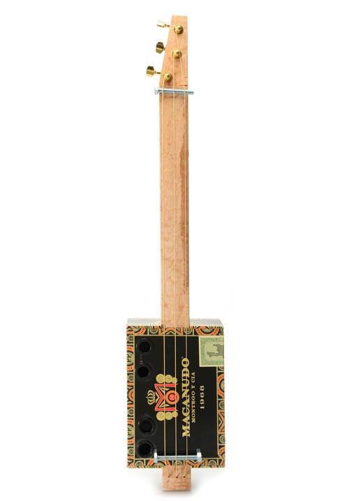 Cigar Box Guitar #251