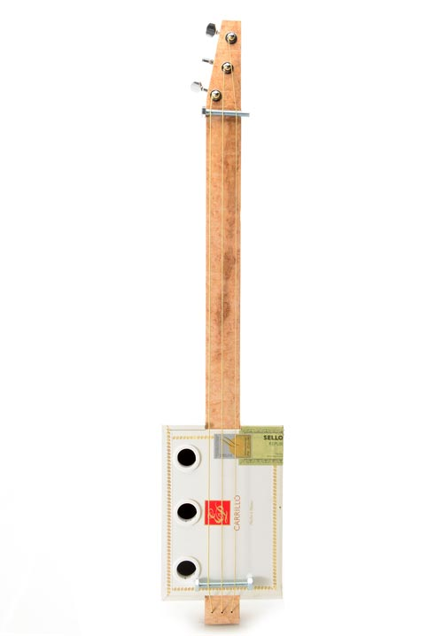 Cigar Box Guitar #252