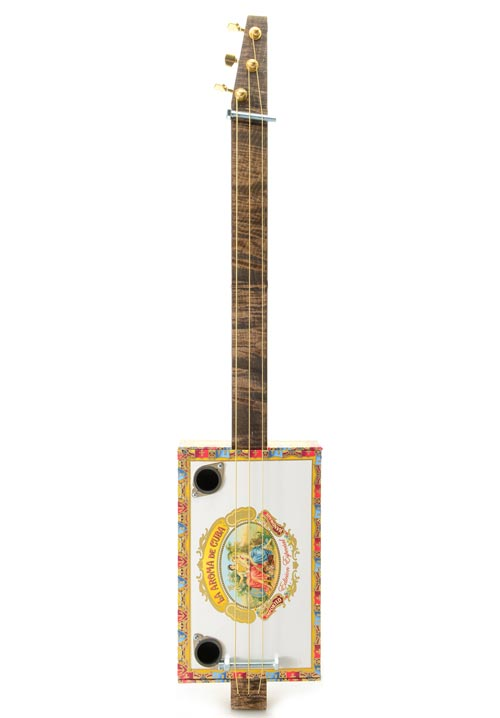 Cigar Box Guitar #260