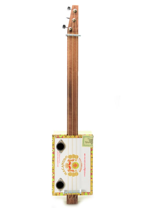 Cigar Box Guitar #261