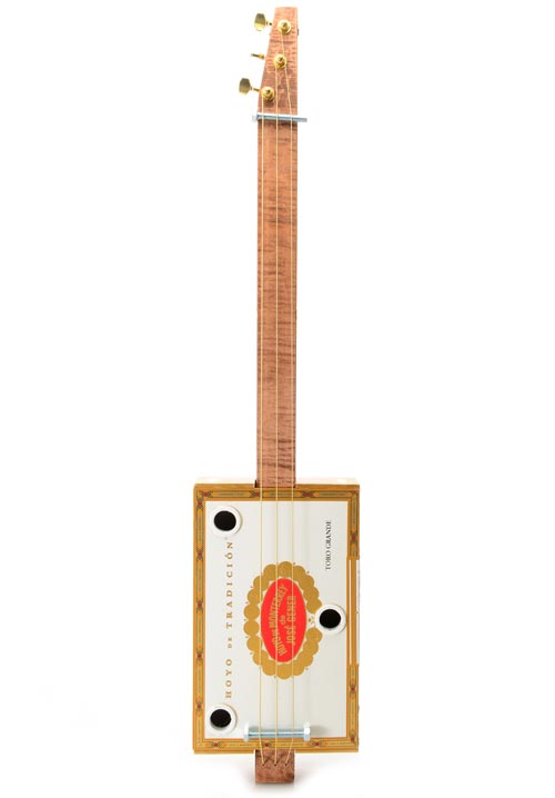 Cigar Box Guitar #264