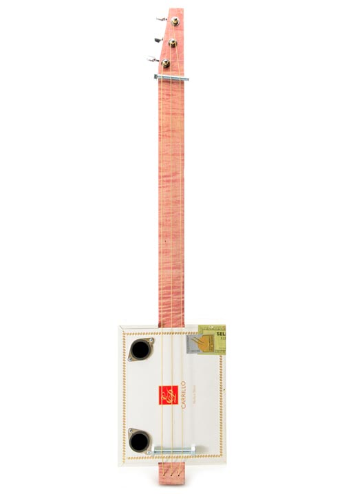 Cigar Box Guitar #265