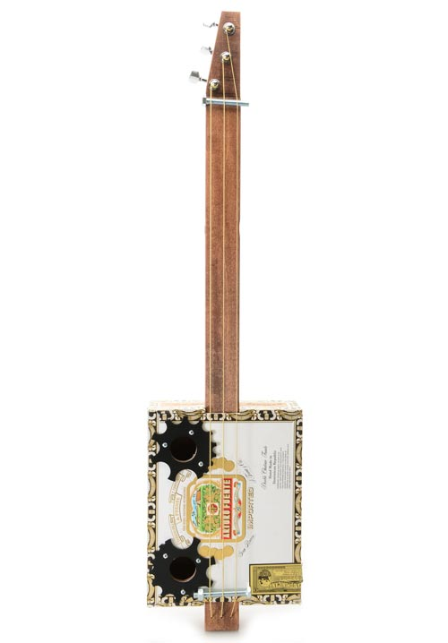 Cigar Box Guitar #266