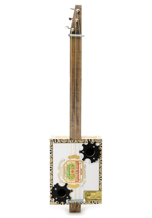Cigar Box Guitar #268