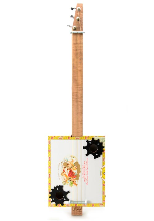 Cigar Box Guitar #277