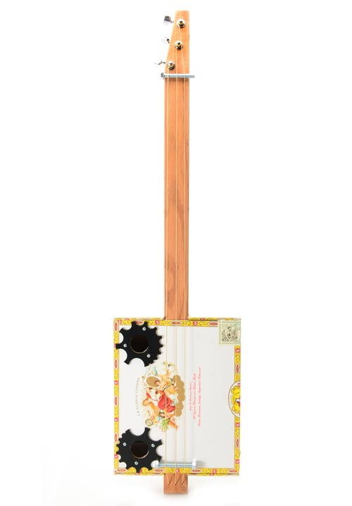 Cigar Box Guitar #279
