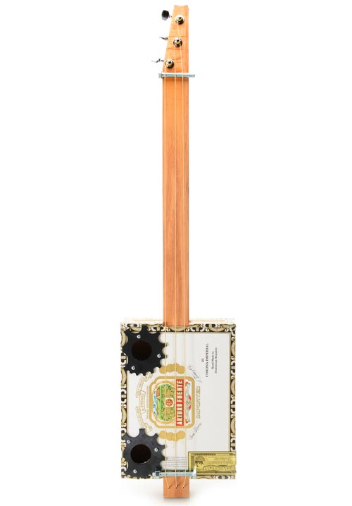 Cigar Box Guitar #283