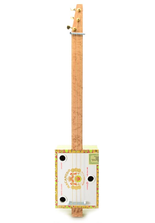 Cigar Box Guitar #285