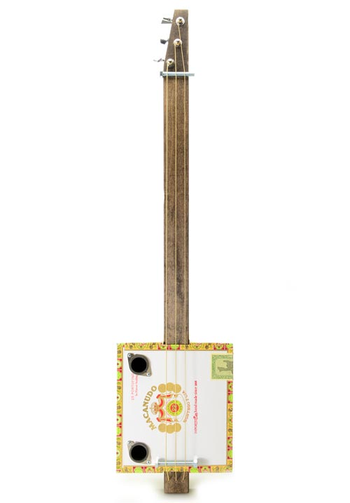 Cigar Box Guitar #288