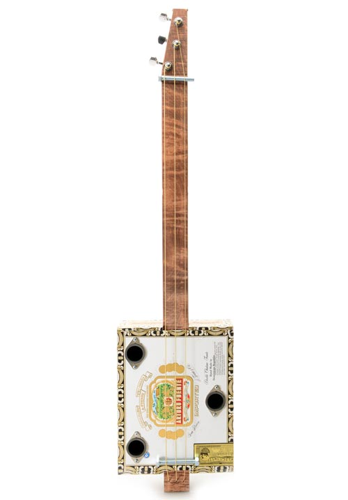 Cigar Box Guitar #289